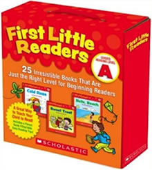 First Little Readers